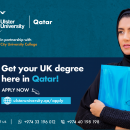 Study UK Degree Courses from Ulster University Qatar