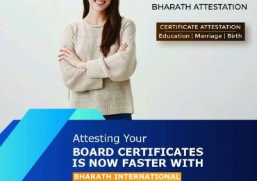 Birth Certificate Attestation For qatar