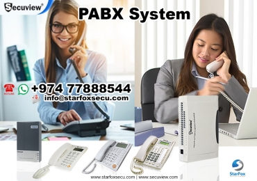 PABX System Analog and Digital for Office and Banks