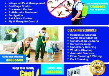 HEGY International Cleaning Services