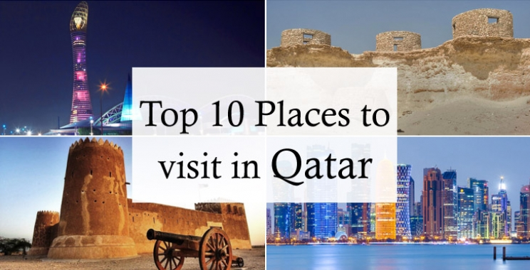 Top 10 Places to See in Qatar