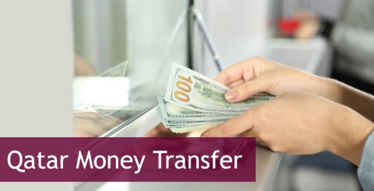 Transfer Money from Qatar to Other Countries