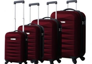 Star Gold Trolley Luggage – Star Gold Trolley Bag