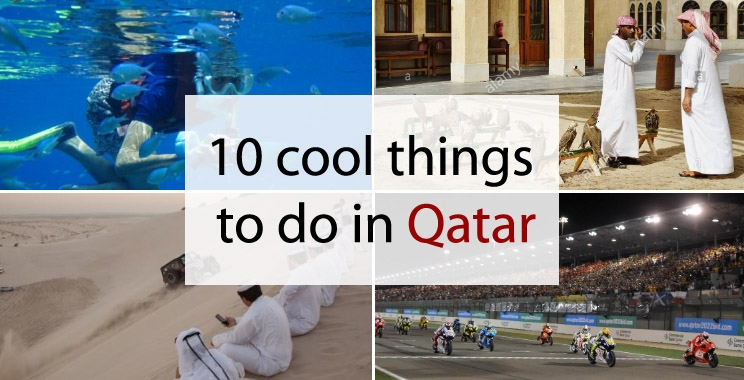 11 Things to do in Qatar